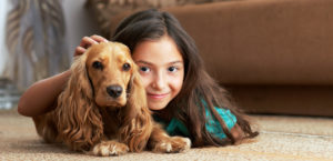 healthy for dog and kids